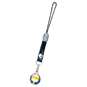 排球手機吊飾ST-VS